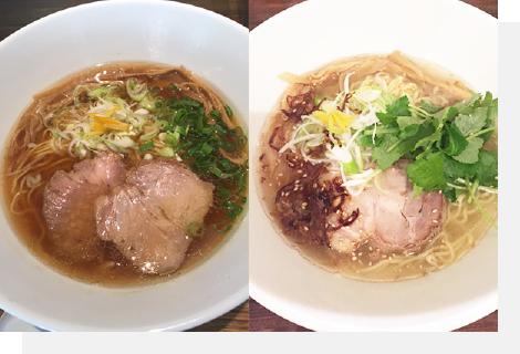 手間暇かけたタレとスープ